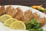 Shrimp Paste Chicken Wings