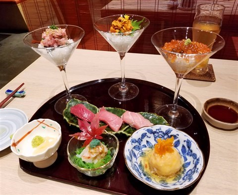 Sushi Toyo Special Set - 天后的鮨豊